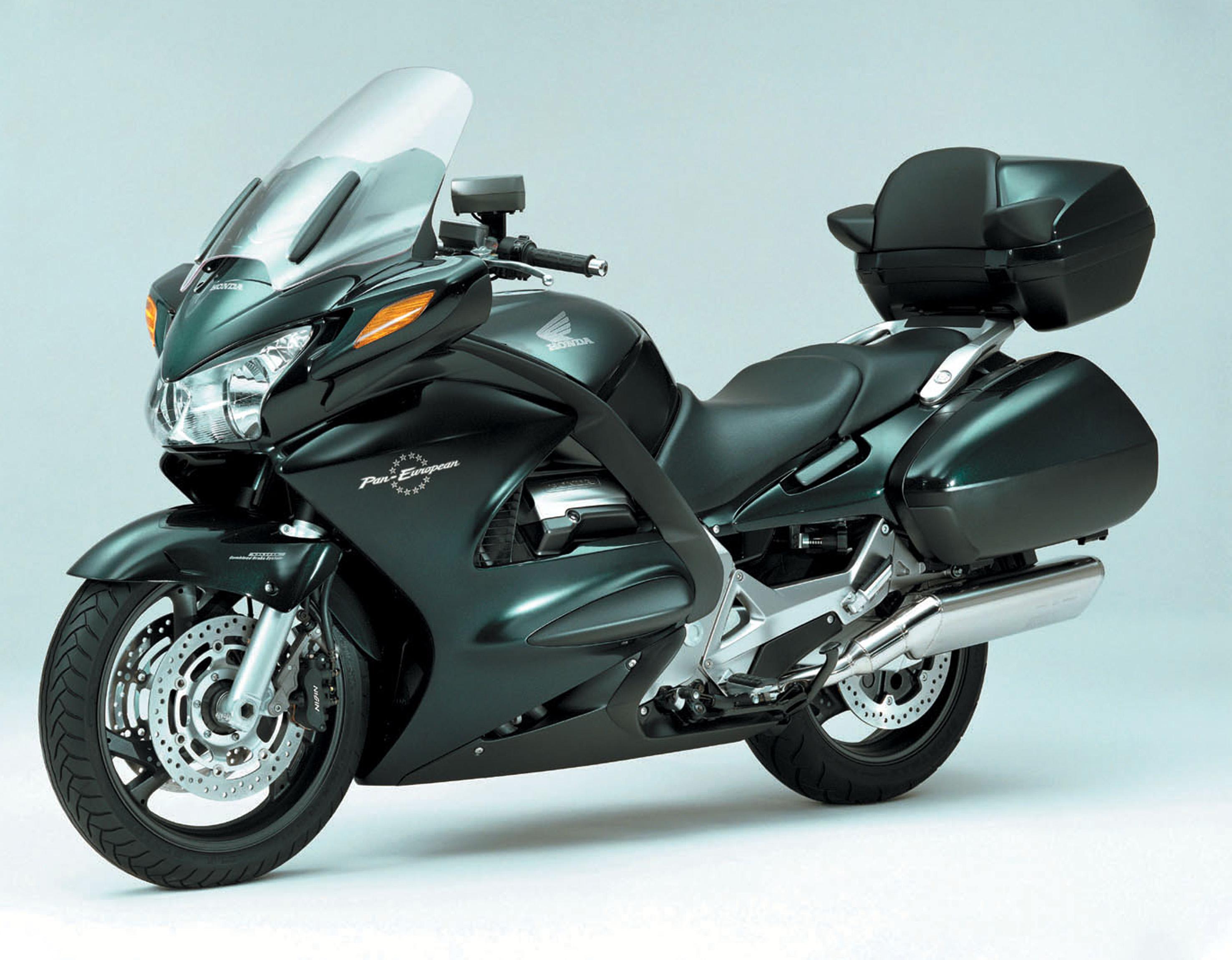 Garagem de Sonho! Moto-Honda-Pan-European-1
