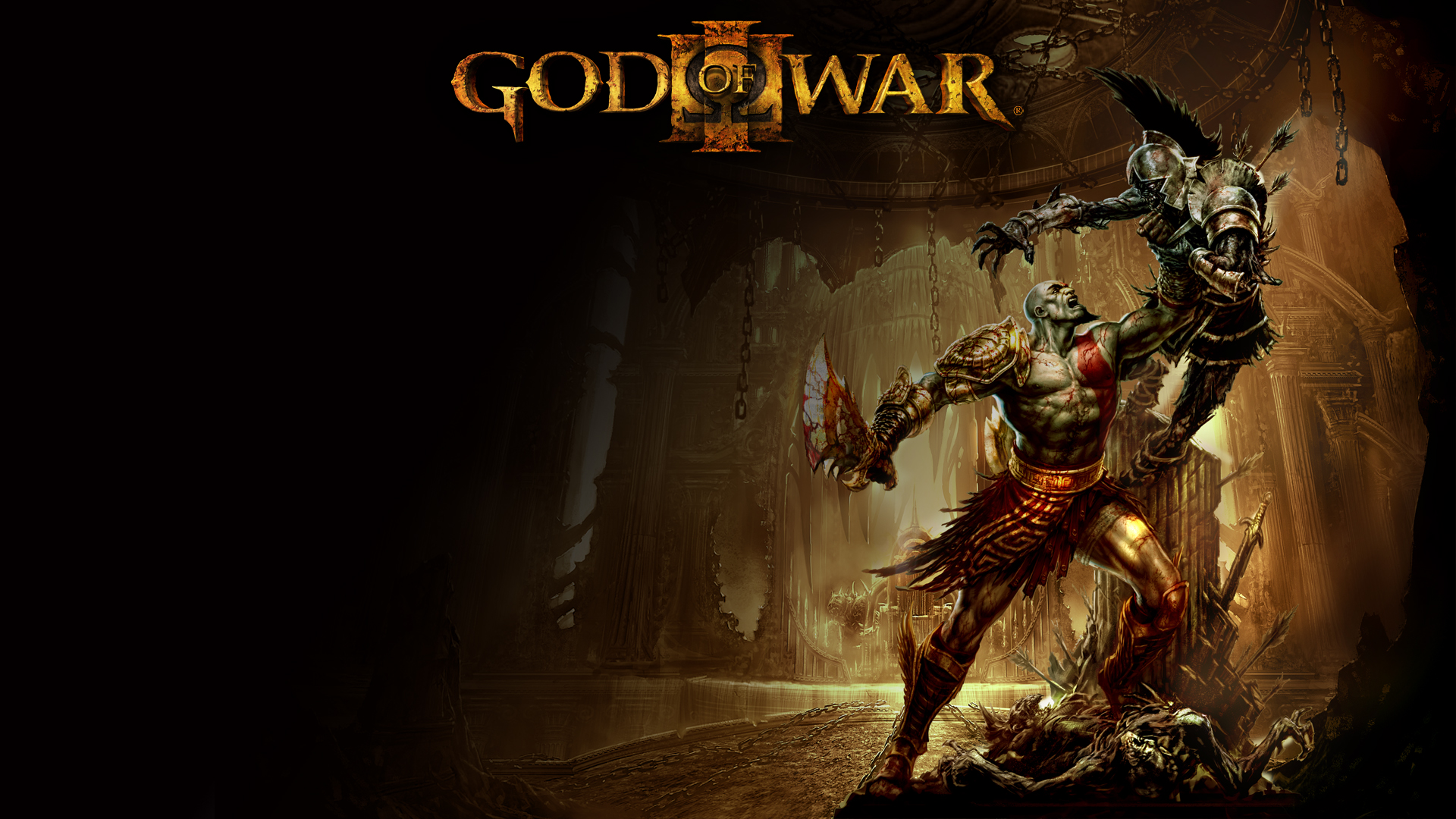God Of War 3 Aphrodite