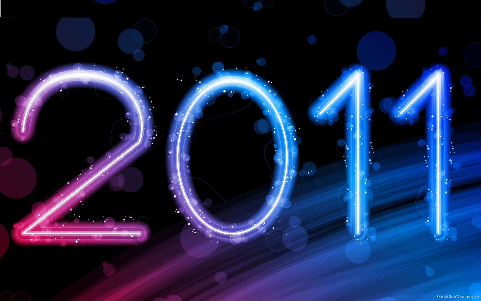 wallpaper-2011 Happy New Year Wallpaper-1920×1200-HD