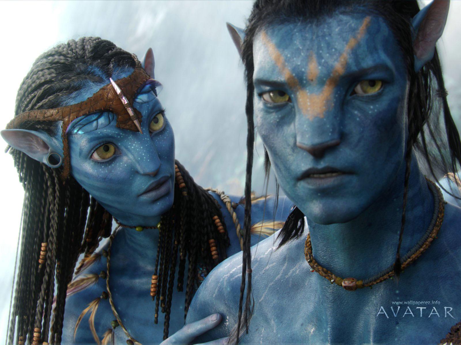 Avatar wallpaper 2000