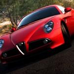 Alfa Romeo 8C Competizione - NFS Hot Pursuit