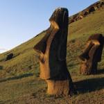 Estatuas-Moai-Chile
