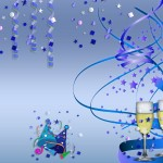 HappyNewYear2010Blu1600x1200