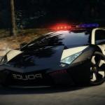 NFS Hot Pursuit - Cop Car