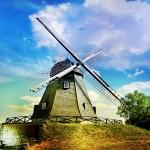 windmill-wallpaper
