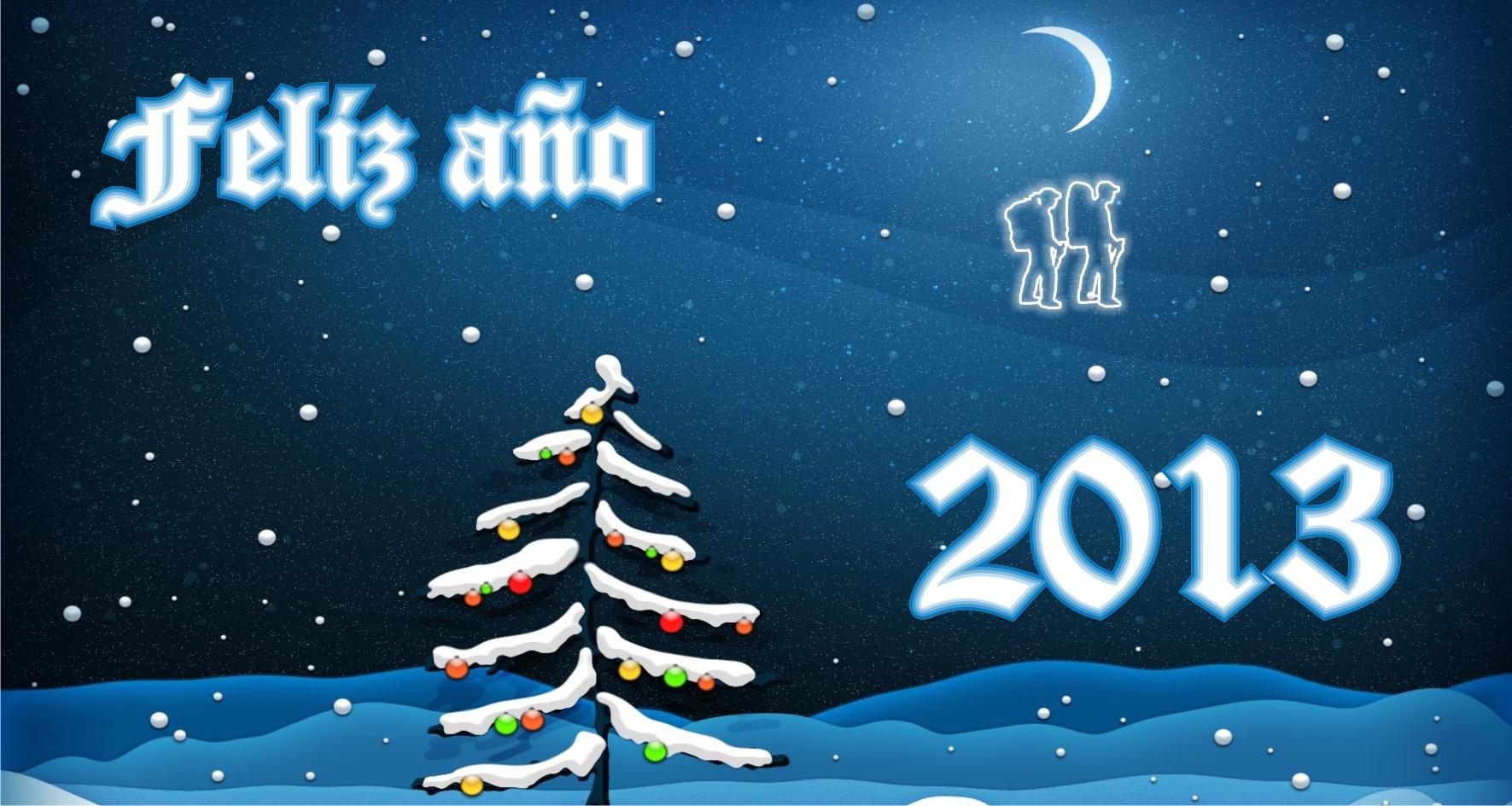Contagem regressiva para o ano novo