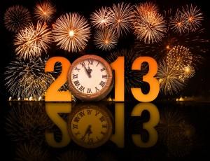 Ano Novo - Feliz 2013
