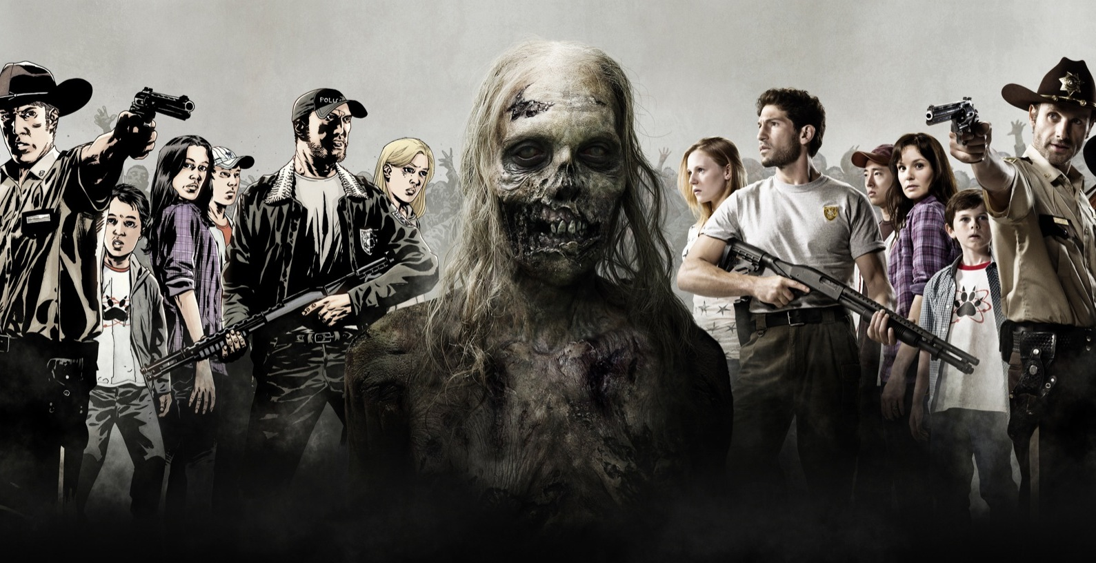 The Walking Dead – Download Grátis Wallpaper