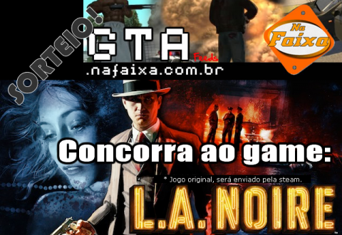 [SORTEIO] Game L.A. Noire