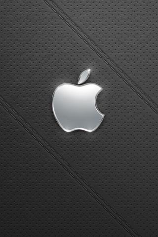 Maça, apple, planta, iphone