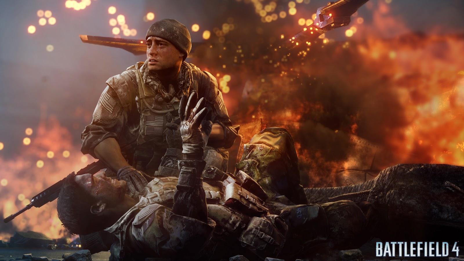 Download Grátis Papel de Parede do Battlefield 4