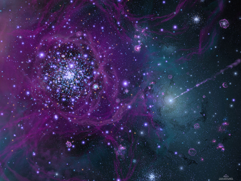 Universo S Papel De Parede Gr Tis -> Imagens Do Universo Para Papel De Parede