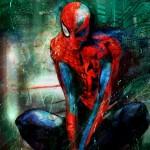 Pintura Homem Aranha