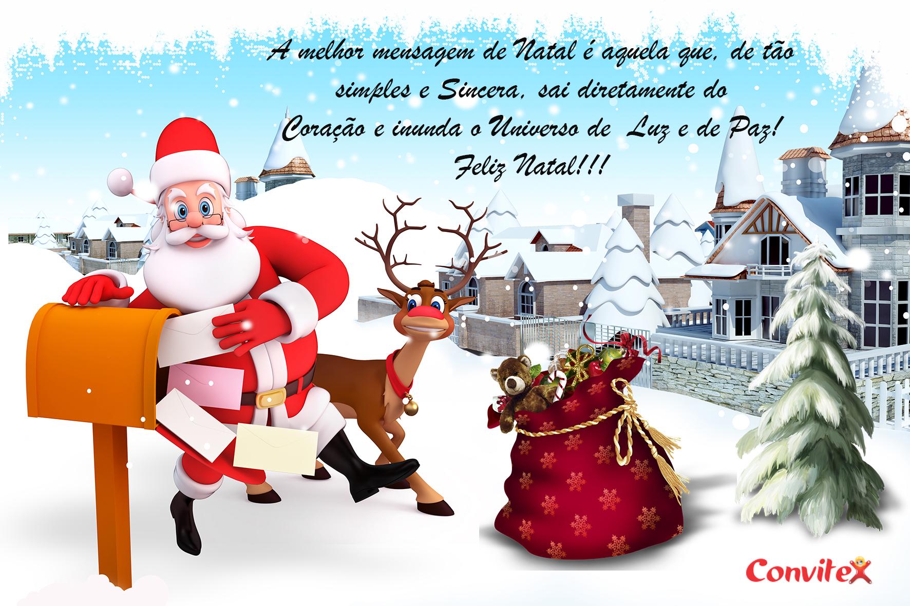 Feliz Natal e um Prospero Ano novo em 2015