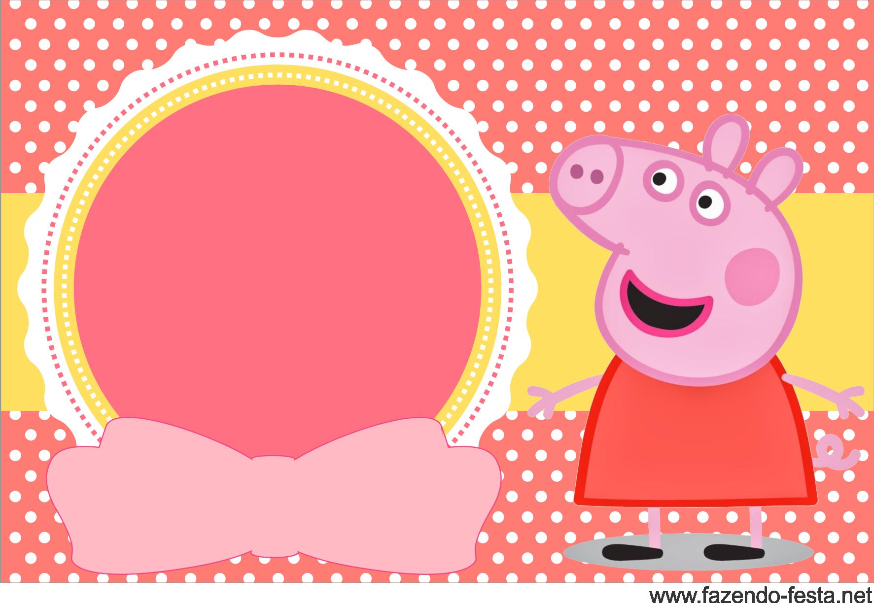 A mãe da Peppa Pig na cozinha