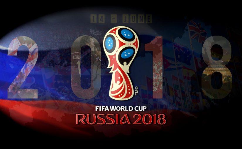 Copa do Mundo 2018 – Rússia – Papel de Parede