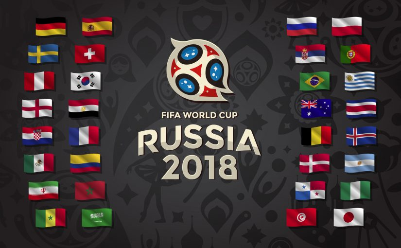 Wallpapers Copa do Mundo 2018 – Rússia #2
