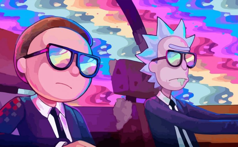 Papel de Parede Rick And Morty – Wallpaper Download